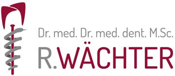 Dr. Dr. Rüdiger Wächter